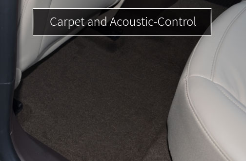 caip carpet and acoustic control