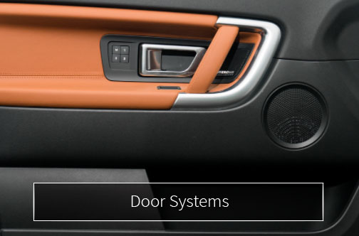 caip products door systems
