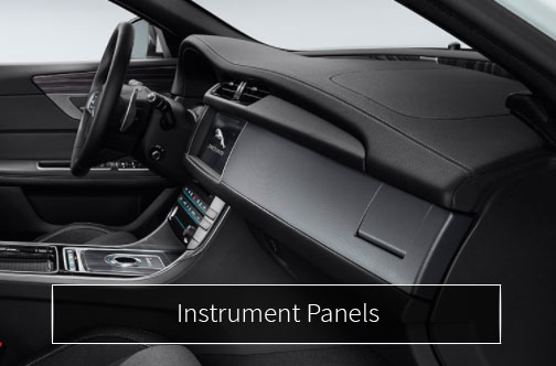 caip products instrument panels